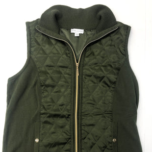 Primary Photo - BRAND: SUSAN GRAVER STYLE: VEST COLOR: GREEN SIZE: L SKU: 205-205318-276