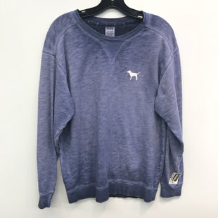 Primary Photo - BRAND: PINK STYLE: SWEATER LIGHTWEIGHT COLOR: BLUE SIZE: S SKU: 205-205250-76943