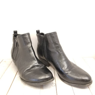 Primary Photo - BRAND: UNISA STYLE: BOOTS ANKLE COLOR: BLACK SIZE: 9 SKU: 205-205299-11378