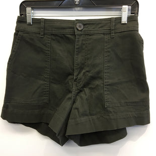 Primary Photo - BRAND: H&M STYLE: SHORTS COLOR: GREEN SIZE: 10 SKU: 205-205318-1569