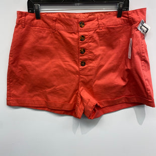 Primary Photo - BRAND: OLD NAVY STYLE: SHORTS COLOR: CORAL SIZE: 16 SKU: 205-205250-74838