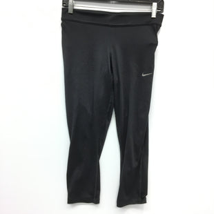 Primary Photo - BRAND: NIKE STYLE: ATHLETIC CAPRIS COLOR: BLACK SIZE: M SKU: 205-205250-69433