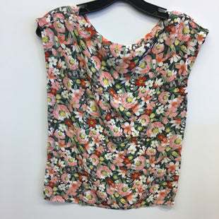 Primary Photo - BRAND: LOFT STYLE: TOP SHORT SLEEVE COLOR: FLORAL SIZE: XS SKU: 205-205318-2135