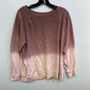 Primary Photo - BRAND: TORRID STYLE: SWEATER LIGHTWEIGHT COLOR: PINK SIZE: XL SKU: 205-205318-3750