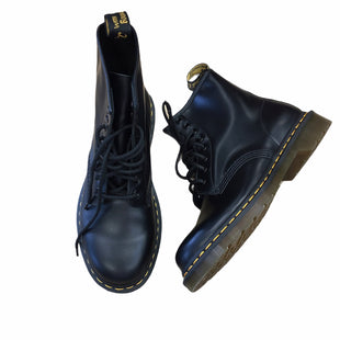 Primary Photo - BRAND: DR MARTENS STYLE: BOOTS ANKLE COLOR: BLACK SIZE: 8 OTHER INFO: 1460 BLACK-SMOOTH SKU: 205-205250-77746