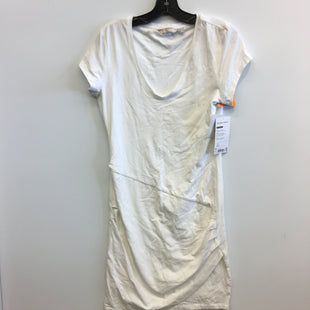 Primary Photo - BRAND: ATHLETA STYLE: DRESS SHORT SHORT SLEEVE COLOR: WHITE SIZE: M OTHER INFO: TALL SKU: 205-205250-74706