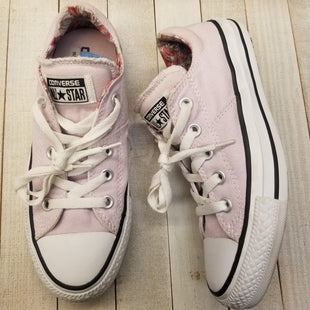 Primary Photo - BRAND: CONVERSE STYLE: SHOES ATHLETIC COLOR: LAVENDER SIZE: 6 SKU: 205-205250-71118