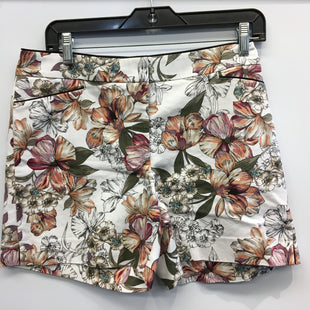 Primary Photo - BRAND: WHITE HOUSE BLACK MARKET STYLE: SHORTS COLOR: FLORAL SIZE: 8 OTHER INFO: 5 SHORTS SKU: 205-205250-77622