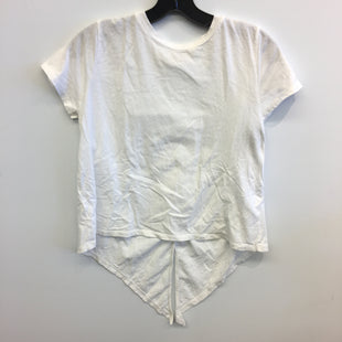 Primary Photo - BRAND: MADEWELL STYLE: TOP SHORT SLEEVE COLOR: WHITE SIZE: S SKU: 205-205250-75890