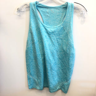 Primary Photo - BRAND: GAPFIT STYLE: ATHLETIC TANK TOP COLOR: BLUE SIZE: L SKU: 205-205250-60570