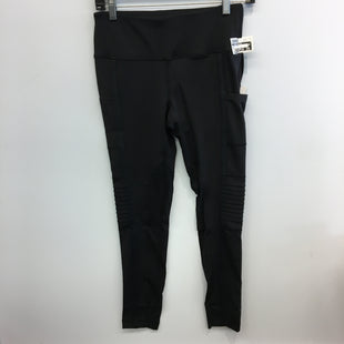 Primary Photo - BRAND:    CLOTHES MENTOR STYLE: ATHLETIC PANTS COLOR: BLACK OTHER INFO: VINNA - SIZE S SKU: 205-205250-78484