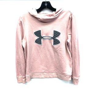 Primary Photo - BRAND: UNDER ARMOUR STYLE: SWEATSHIRT HOODIE COLOR: PINKGRAY SIZE: S SKU: 205-205299-13636