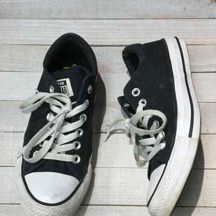 Primary Photo - BRAND: CONVERSE STYLE: SHOES ATHLETIC COLOR: BLACK WHITE SIZE: 7 SKU: 205-205250-67306