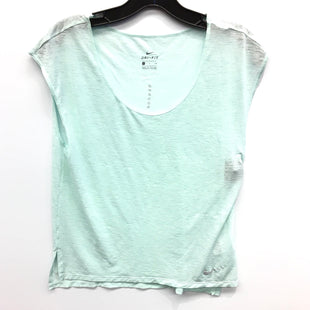 Primary Photo - BRAND: NIKE STYLE: ATHLETIC TANK TOP COLOR: MINT SIZE: S SKU: 205-205250-61796