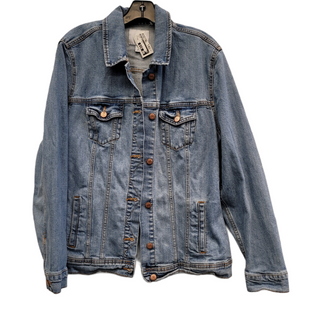 Primary Photo - BRAND: OLD NAVY STYLE: JACKET OUTDOOR COLOR: DENIM SIZE: XXL SKU: 205-205250-77925