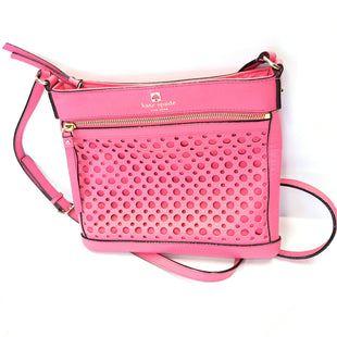 Primary Photo - BRAND: KATE SPADE STYLE: HANDBAG DESIGNER COLOR: PINK SIZE: SMALL OTHER INFO: DESIGNER SKU: 205-205299-14118