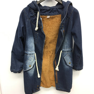 Primary Photo - BRAND:    CLOTHES MENTOR STYLE: JACKET OUTDOOR COLOR: DENIM SIZE: M SKU: 205-205250-54595