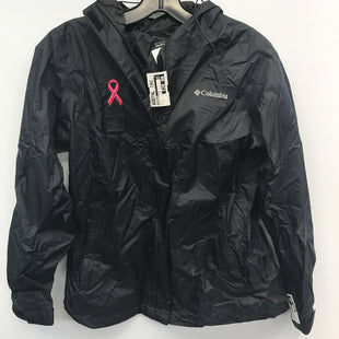 Primary Photo - BRAND: COLUMBIA STYLE: JACKET OUTDOOR COLOR: BLACK SIZE: S SKU: 205-205250-76532