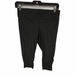 Primary Photo - BRAND: SPALDING STYLE: ATHLETIC CAPRIS COLOR: BLACK SIZE: M SKU: 205-205250-73698
