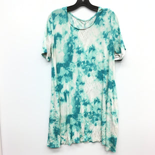 Primary Photo - BRAND: NEW YORK AND CO STYLE: DRESS SHORT SHORT SLEEVE COLOR: TIE DYE SIZE: M SKU: 205-205250-71865