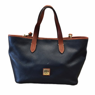 Primary Photo - BRAND: DOONEY AND BOURKE STYLE: HANDBAG DESIGNER COLOR: BLUE SIZE: MEDIUM OTHER INFO: DESIGNER SKU: 205-205250-78435