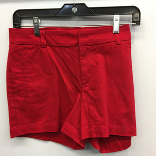 Primary Photo - BRAND: ANA STYLE: SHORTS COLOR: RED SIZE: 6 SKU: 205-205318-1005