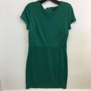 Primary Photo - BRAND: ANN TAYLOR STYLE: DRESS SHORT SHORT SLEEVE COLOR: GREEN SIZE: 6 SKU: 205-205250-75924