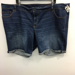 Primary Photo - BRAND:    CLOTHES MENTOR STYLE: SHORTS COLOR: DENIM SIZE: 26 SKU: 205-205250-64320