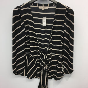 Primary Photo - BRAND: LOFT STYLE: TOP LONG SLEEVE COLOR: STRIPED SIZE: M SKU: 205-205318-4006