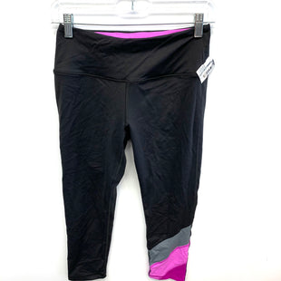 Primary Photo - BRAND: VICTORIAS SECRET STYLE: ATHLETIC CAPRIS COLOR: BLACK SIZE: S SKU: 205-205250-69504