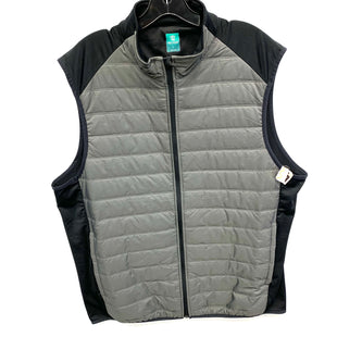 Primary Photo - BRAND:    CLOTHES MENTOR STYLE: VEST DOWN COLOR: GREY SIZE: L OTHER INFO: PRO TOUR - SKU: 205-205250-52667