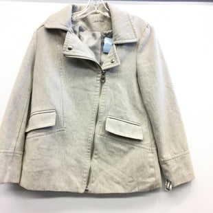 Primary Photo - BRAND: CALVIN KLEIN STYLE: COAT SHORT COLOR: GREY SIZE: S SKU: 205-205250-55885