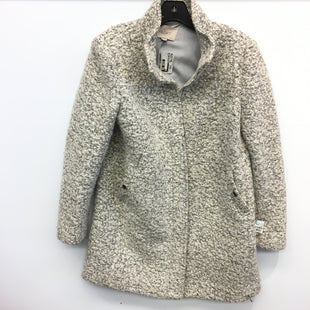 Primary Photo - BRAND: ANN TAYLOR LOFT STYLE: JACKET OUTDOOR COLOR: GREY WHITE SIZE: S SKU: 205-205250-71976