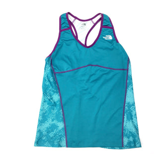 Primary Photo - BRAND: NORTHFACE STYLE: ATHLETIC TANK TOP COLOR: BLUE SIZE: L SKU: 205-205297-4652