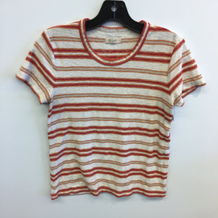 Primary Photo - BRAND: MADEWELL STYLE: TOP SLEEVELESS COLOR: STRIPED SIZE: M SKU: 205-205250-70299