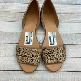 Primary Photo - BRAND: J CREW O STYLE: SHOES FLATS COLOR: ANIMAL PRINT SIZE: 9.5 SKU: 205-205250-64229