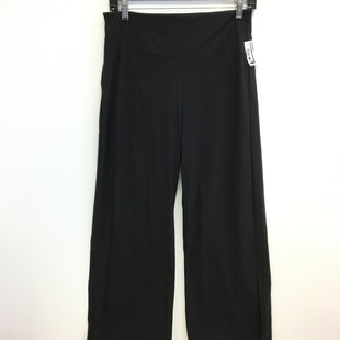 Primary Photo - BRAND: ATHLETA STYLE: ATHLETIC PANTS COLOR: BLACK SIZE: S OTHER INFO: WIDE LEG SKU: 205-205250-77599