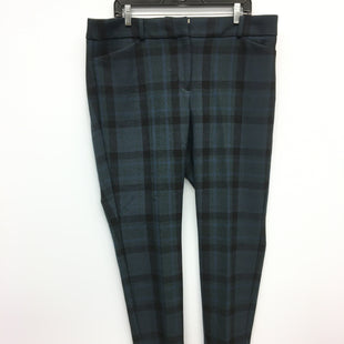 Primary Photo - BRAND: LOFT STYLE: PANTS COLOR: PLAID SIZE: 14 SKU: 205-205318-2652