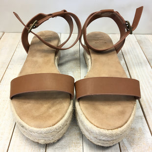 Primary Photo - BRAND: INC STYLE: SANDALS LOW COLOR: TAN SIZE: 8 SKU: 205-205250-61679