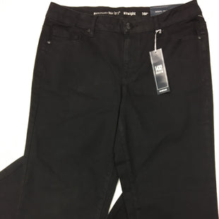 Primary Photo - BRAND: AVENUE STYLE: PANTS COLOR: BLACK DENIM SIZE: 16 SKU: 205-205250-52289