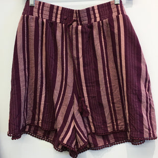 Primary Photo - BRAND: LANE BRYANT STYLE: SHORTS COLOR: PINK PURPLE SIZE: 18 SKU: 205-205299-15923