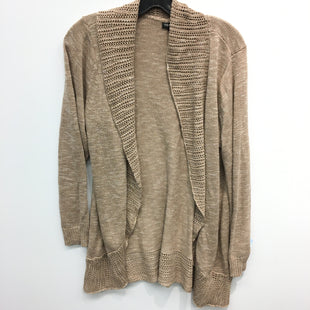 Primary Photo - BRAND: TORRID STYLE: SWEATER CARDIGAN LIGHTWEIGHT COLOR: BROWN SIZE: 1X SKU: 205-205250-72466