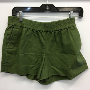 Primary Photo - BRAND: J CREW O STYLE: SHORTS COLOR: GREEN SIZE: 4 SKU: 205-205318-428