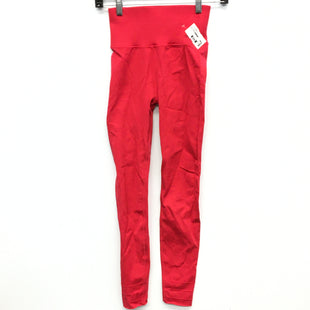 Primary Photo - BRAND: FABLETICS STYLE: ATHLETIC PANTS COLOR: RED SIZE: S SKU: 205-205250-74019