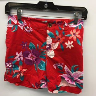 Primary Photo - BRAND: OLD NAVY STYLE: SHORTS COLOR: FLORAL SIZE: 2 SKU: 205-205250-61700