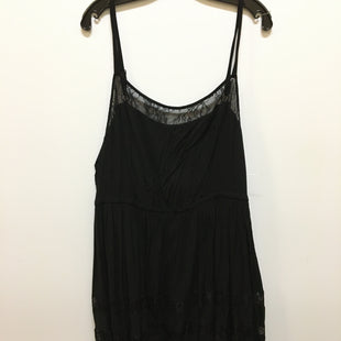Primary Photo - BRAND: TORRID STYLE: DRESS SHORT SLEEVELESS COLOR: BLACK SIZE: 4X SKU: 205-205318-3023