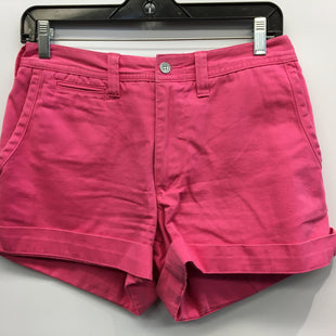 Primary Photo - BRAND: POLO RALPH LAUREN STYLE: SHORTS COLOR: PINK SIZE: 6 SKU: 205-205299-13743