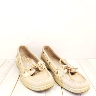 Primary Photo - BRAND: SPERRY STYLE: SHOES FLATS COLOR: BROWN SIZE: 9 SKU: 205-205250-56211