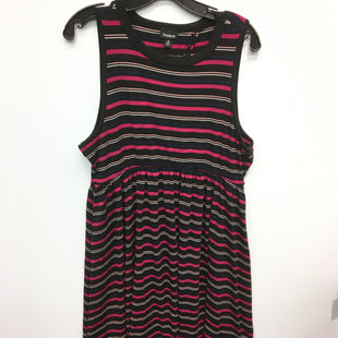 Primary Photo - BRAND: TORRID STYLE: DRESS SHORT SLEEVELESS COLOR: STRIPED SIZE: L SKU: 205-205250-70953