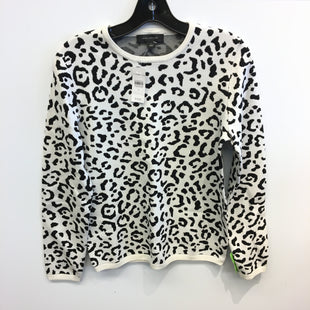 Primary Photo - BRAND: ANN TAYLOR STYLE: TOP LONG SLEEVE COLOR: ANIMAL PRINT SIZE: M SKU: 205-205250-77615